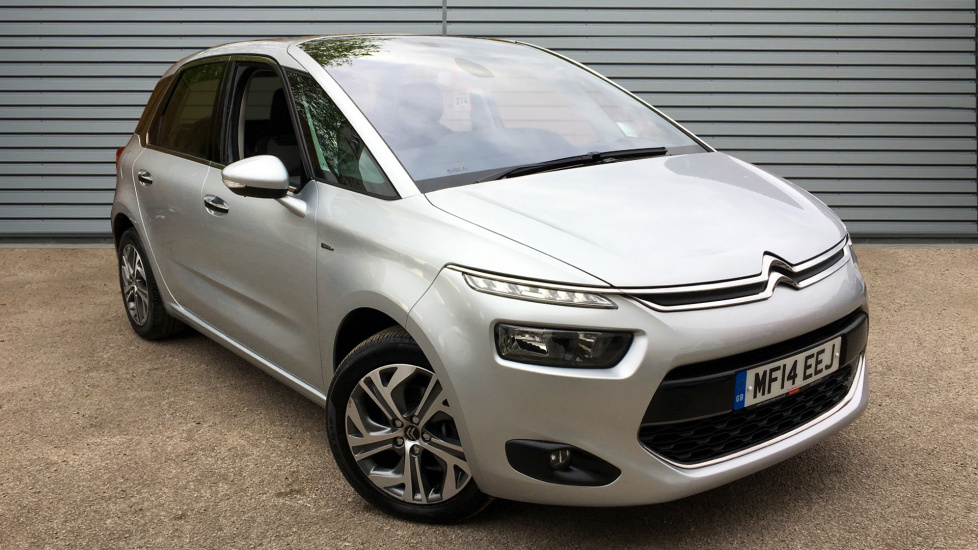 Used Citroen C4 PICASSO MPV 1.6 e-HDi Exclusive 5dr