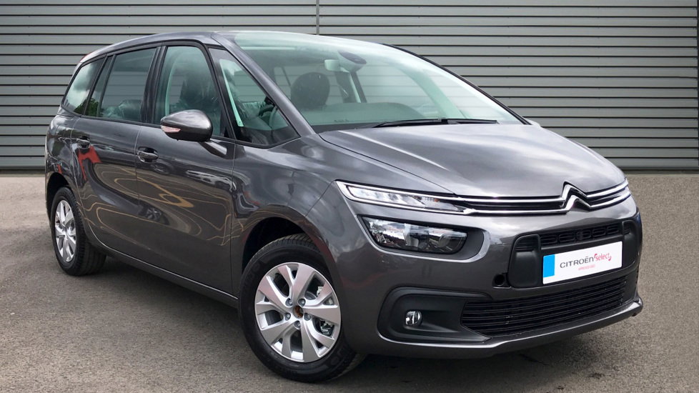 Used Citroen GRAND C4 SPACETOURER MPV 1.5 BlueHDi Touch Edition (s/s) 5dr