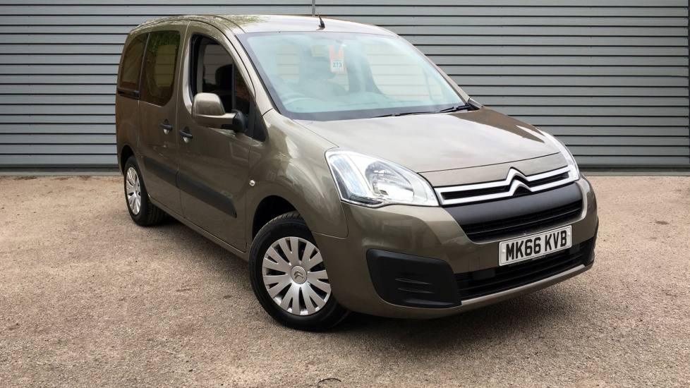 Used Citroen BERLINGO MULTISPACE MPV 1.6 BlueHDi Feel Estate 5dr