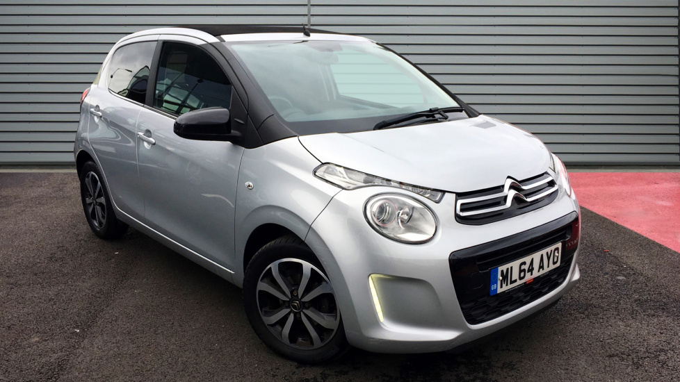 Used Citroen C1 Convertible 1.0 VTi Flair Airscape ETG 5dr