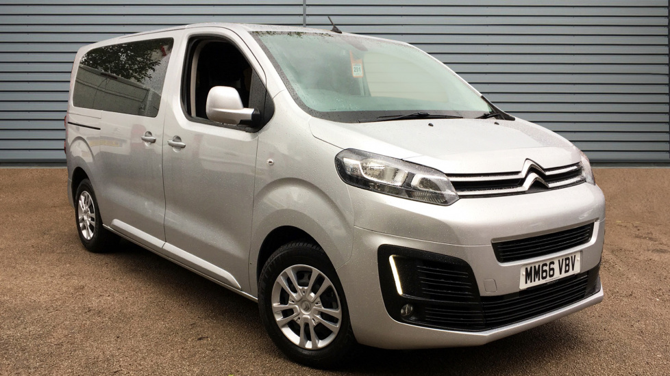 Used Citroen SPACETOURER MPV 1.6 BlueHDi Business M 5dr (start/stop)