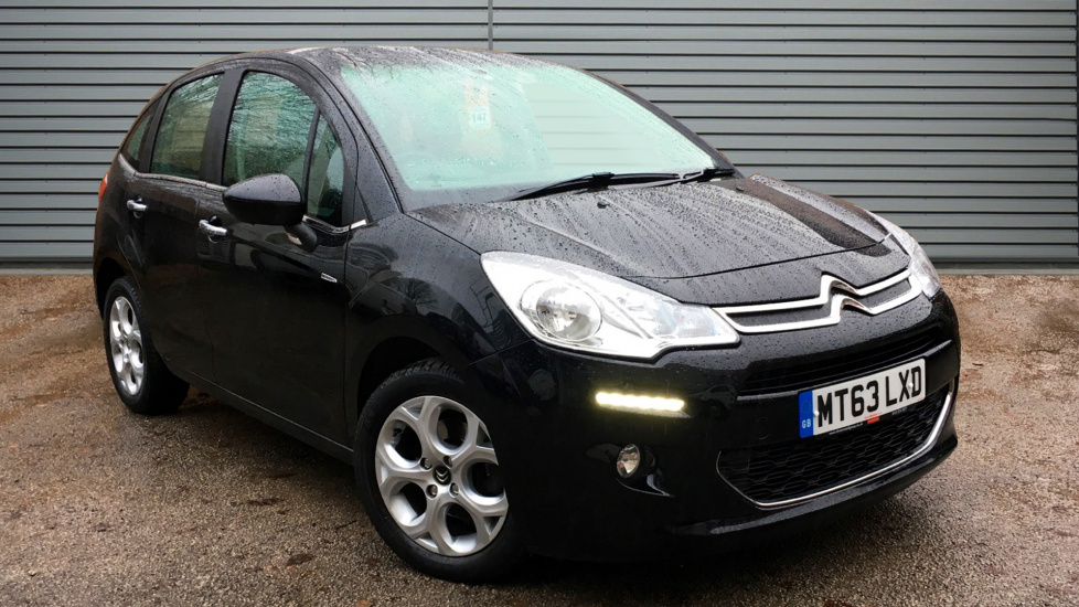Used Citroen C3 Hatchback 1.6 VTi Exclusive 5dr