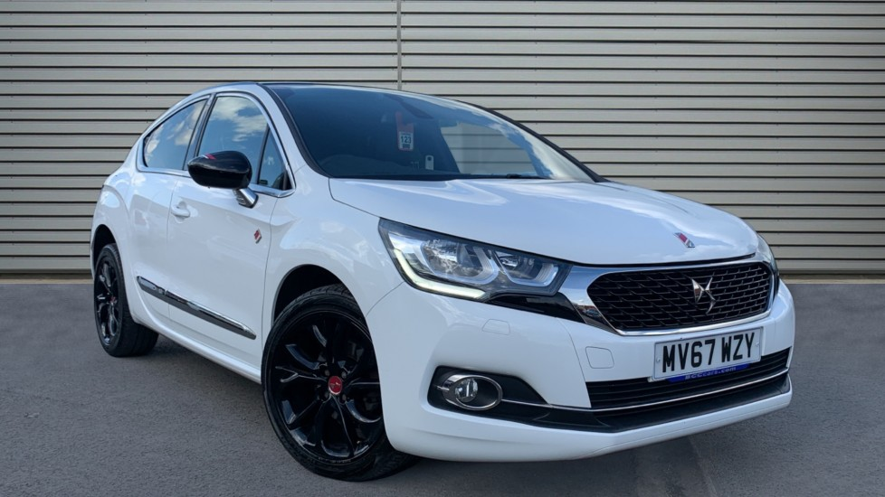 Used DS Automobiles DS 4 Hatchback 1.6 BlueHDi Performance Line (s/s) 5dr