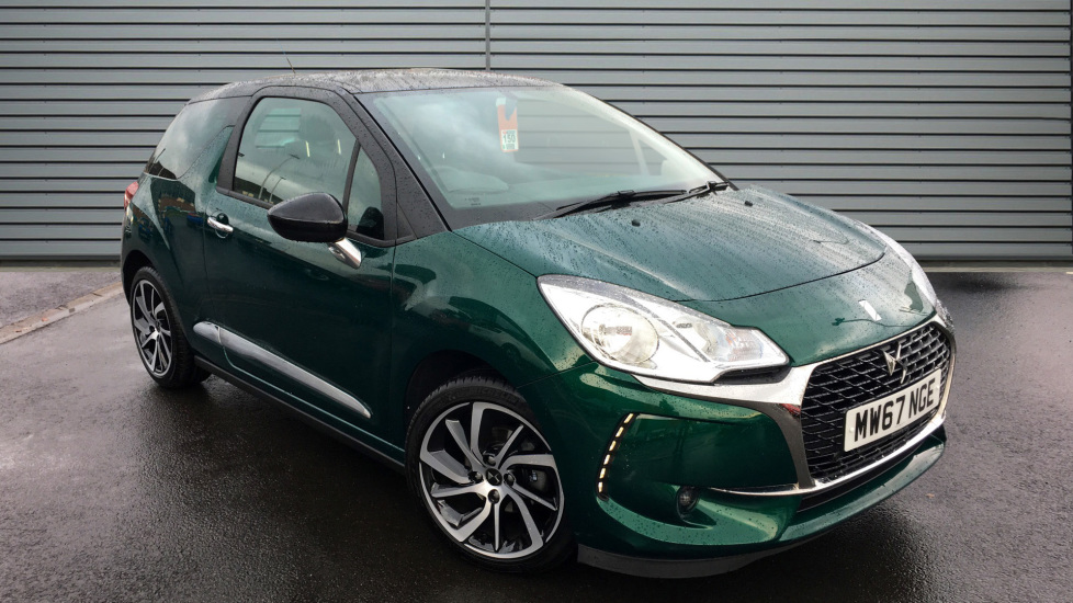 Used DS 3 Hatchback 1.2 PureTech Connected Chic 3dr
