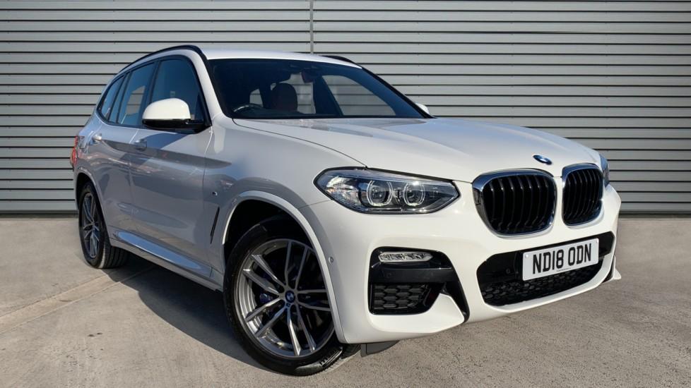 Used BMW X3 SUV 3.0 30d M Sport Auto xDrive (s/s) 5dr
