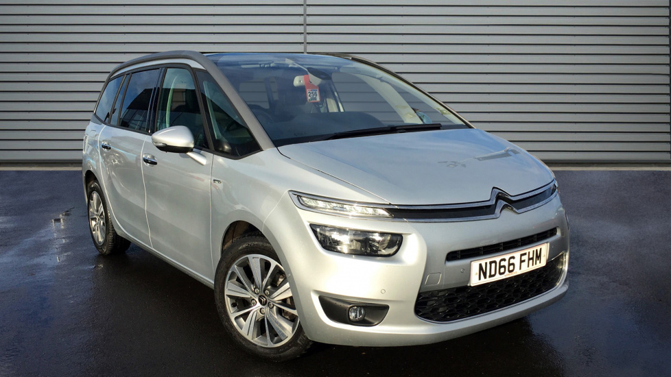 Used Citroen GRAND C4 PICASSO MPV 1.6 BlueHDi Exclusive+ EAT6 5dr (start/stop)