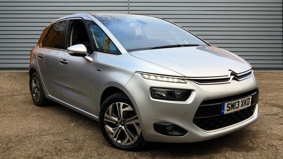 Used Citroen C4 PICASSO MPV 1.6 e-HDi Airdream Exclusive+ ETG6 5dr