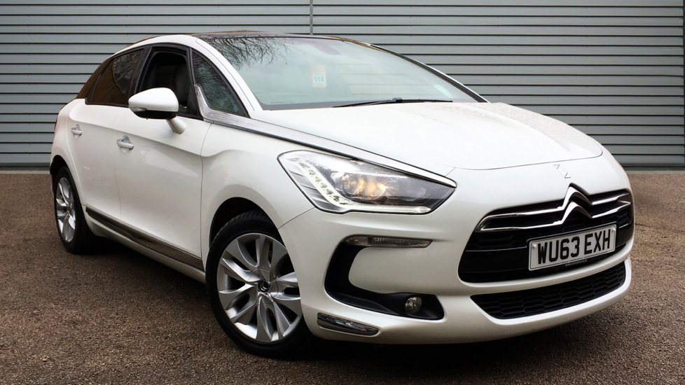 Used Citroen DS5 Hatchback 1.6 e-HDi DStyle ETG6 5dr