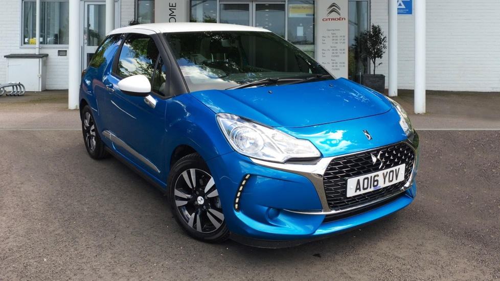 Used DS 3 Hatchback 1.2 PureTech Chic 3dr