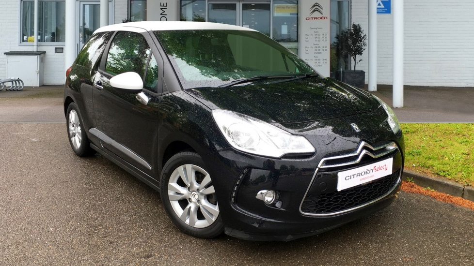 Used Citroen DS3 Hatchback 1.6 e-HDi Airdream DStyle 3dr