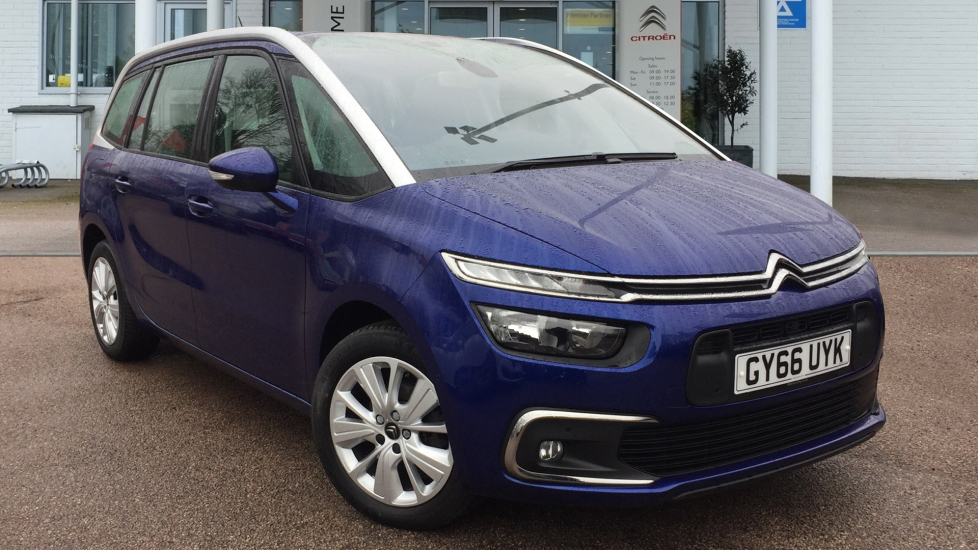Used Citroen Grand C4 Picasso MPV 1.6 BlueHDi Feel EAT6 (s/s) 5dr