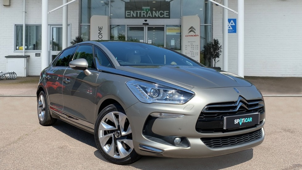 Used Citroen DS 5 Hatchback 2.0 HDi DSport 5dr