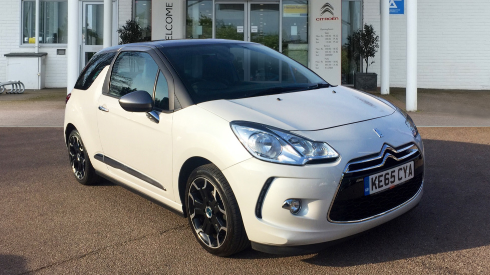 Used DS Automobiles DS 3 Hatchback 1.2 PureTech DStyle EAT6 (s/s) 3dr