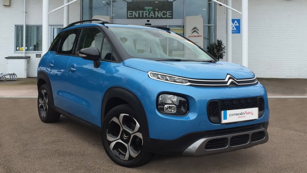 Used Citroen C3 Aircross SUV 1.5 BlueHDi Flair 5dr