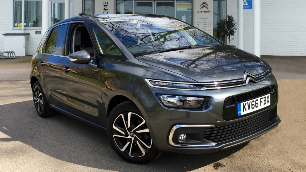 Used Citroen C4 PICASSO MPV 1.6 BlueHDi Flair EAT6 5dr (start/stop)