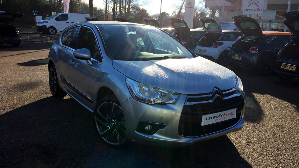 Used Citroen DS4 Hatchback 2.0 HDi DSport 5dr