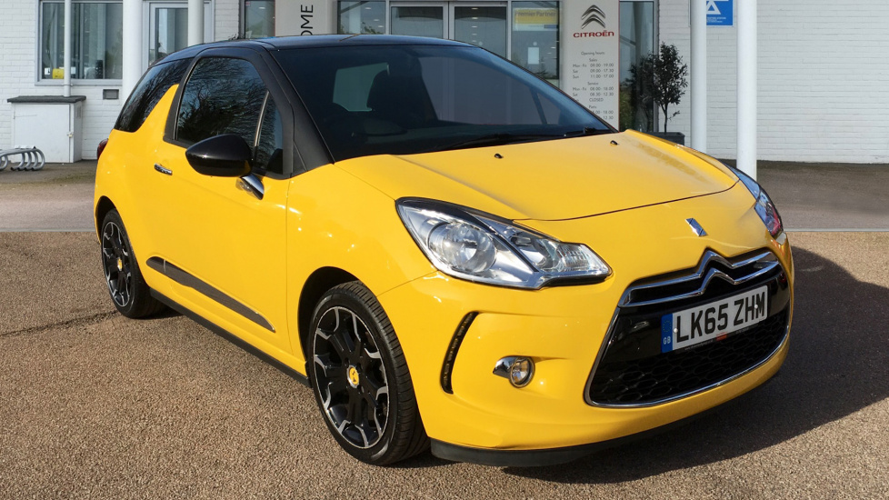 Used DS 3 Hatchback 1.6 BlueHDi DStyle (s/s) 3dr