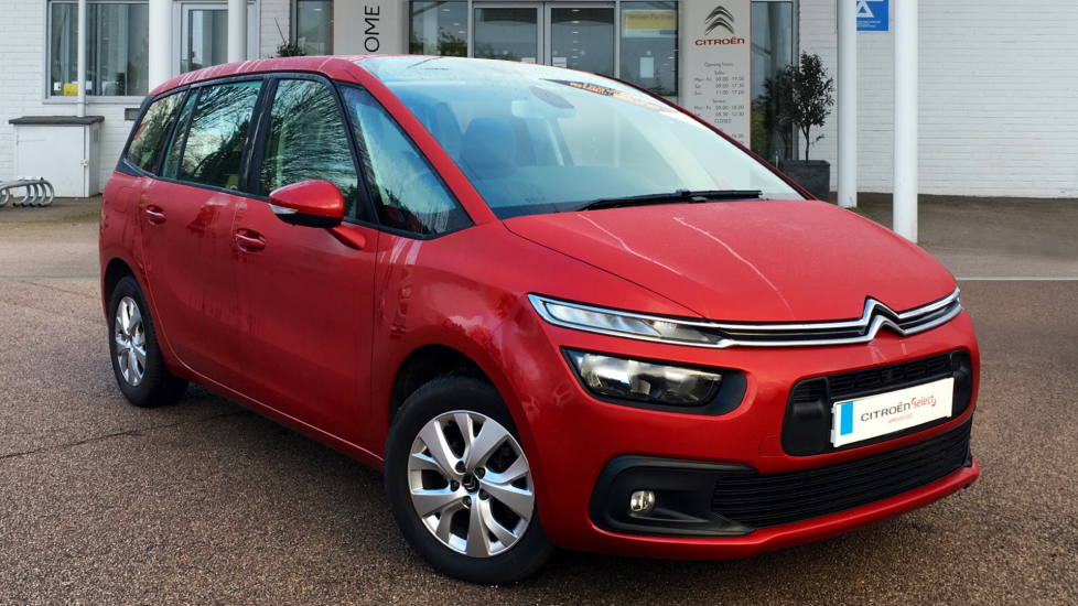 Used Citroen Grand C4 Picasso MPV 1.6 BlueHDi Touch Edition (s/s) 5dr