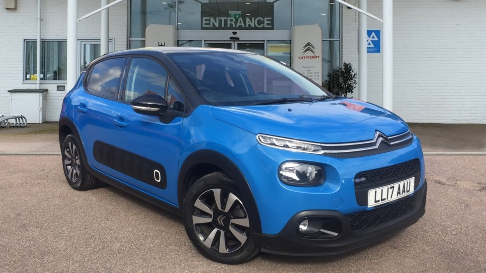 Used Citroen C3 Hatchback 1.2 PureTech Flair (s/s) 5dr