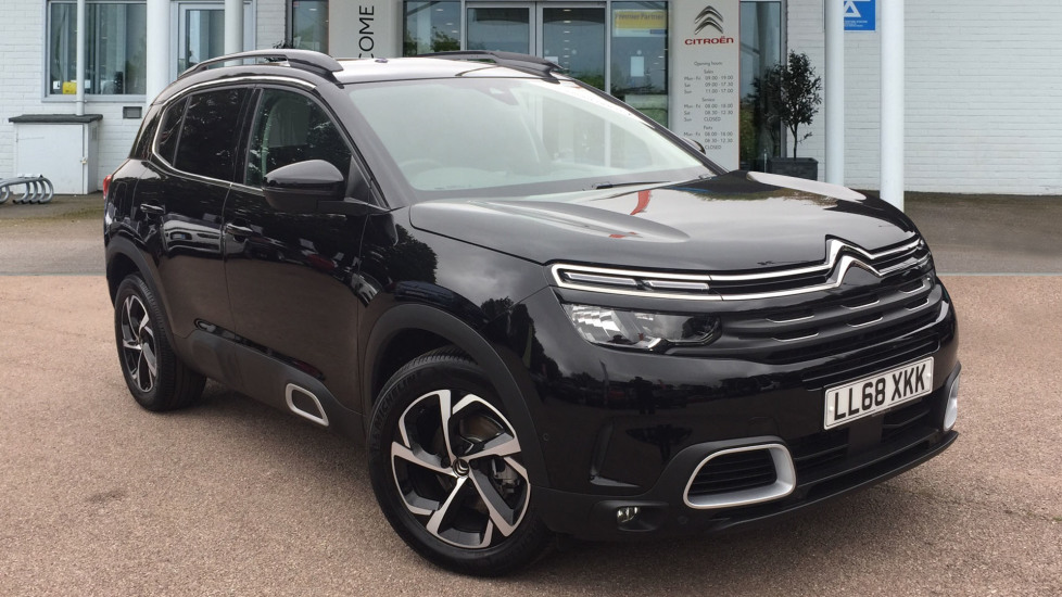 Used Citroen C5 Aircross SUV 1.5 BlueHDi Flair (s/s) 5dr