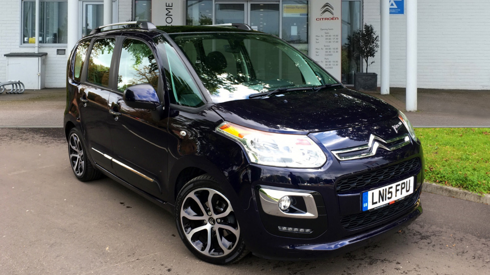 Used Citroen C3 PICASSO MPV 1.6 HDi Selection 5dr