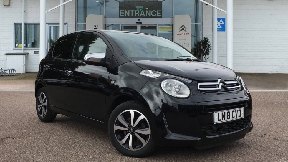 Used Citroen C1 Hatchback 1.2 PureTech Flair Hatchback 5dr Petrol Manual (82 ps)