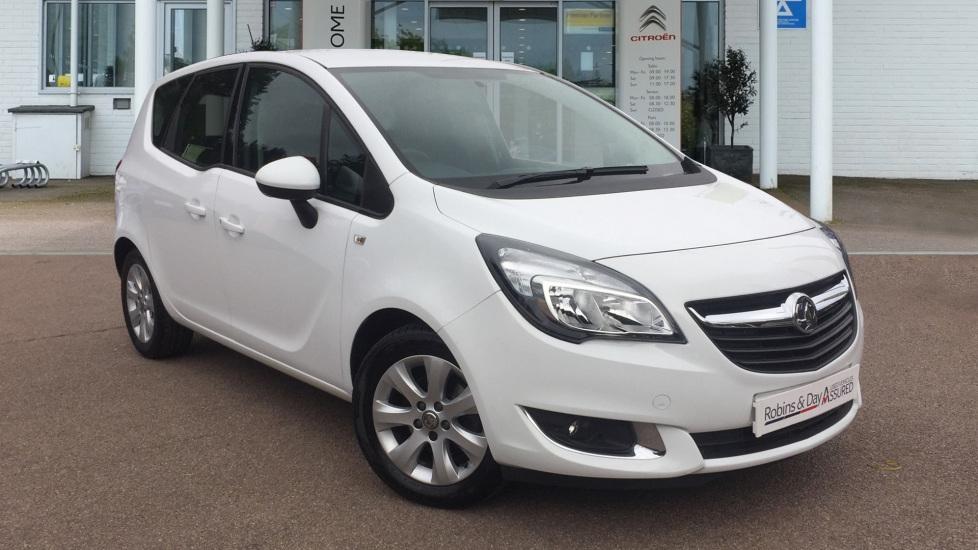 Used Vauxhall MERIVA MPV 1.4 i 16v Life 5dr