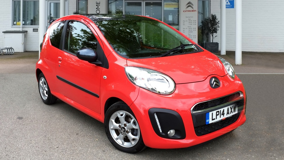 Used Citroen C1 Hatchback 1.0 i Platinum 3dr