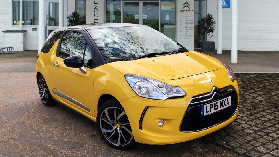 Used DS 3 Hatchback 1.2 PureTech DStyle Nav (s/s) 3dr