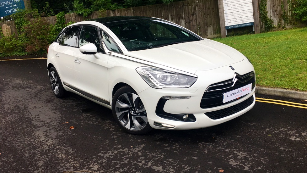 Used Citroen DS5 Hatchback 2.0 HDi DSport 5dr