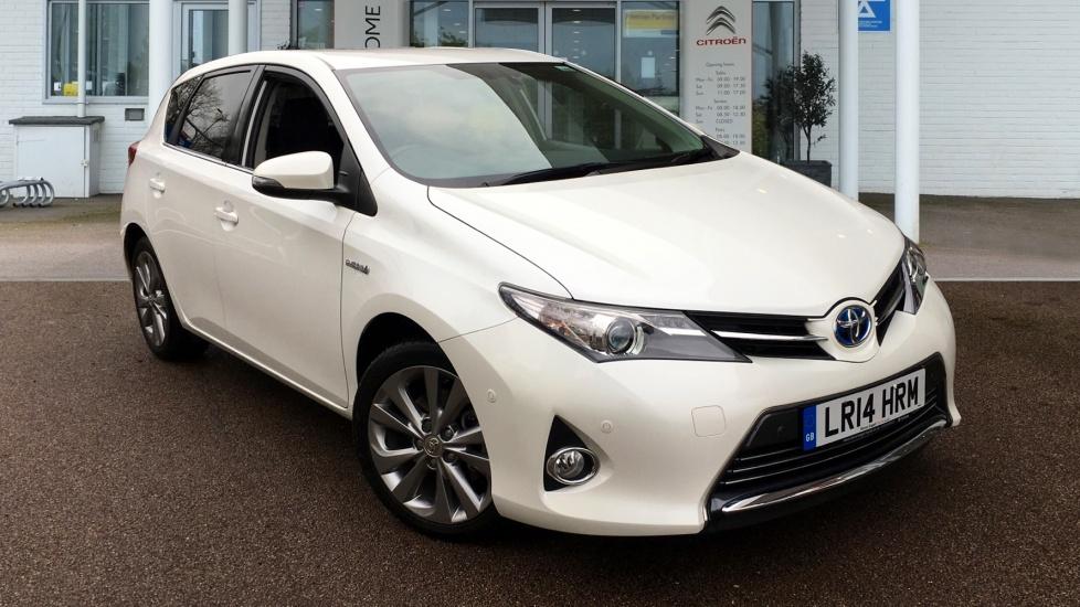 Used Toyota AURIS Hatchback 1.8 VVT-i Excel e-CVT HSD 5dr