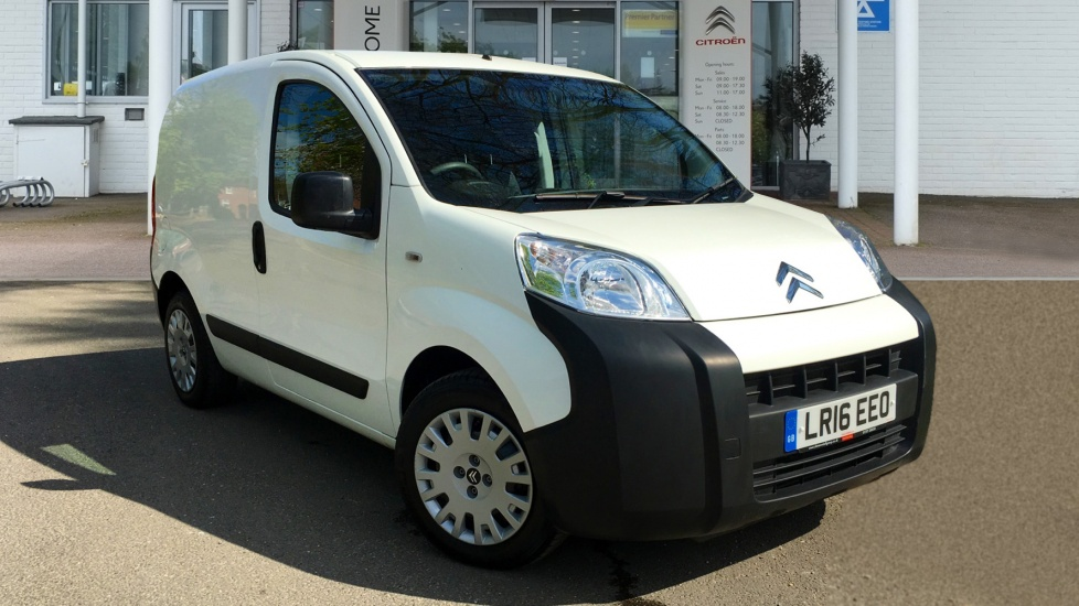 Used Citroen NEMO Panel Van 1.3 HDi 16v LX Panel Van 3dr