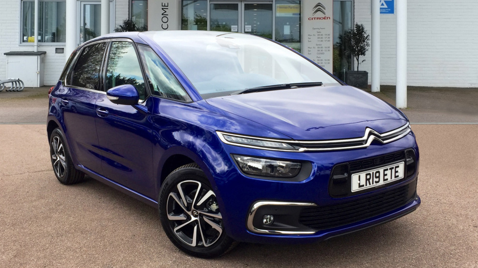 Used Citroen C4 SPACETOURER MPV 1.5 BlueHDi Flair (s/s) 5dr