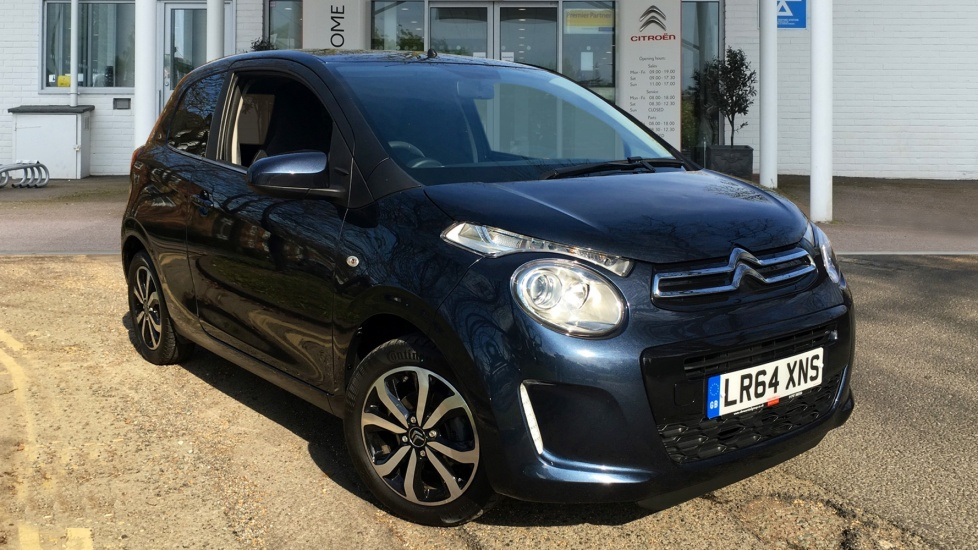 Used Citroen C1 Hatchback 1.0 VTi Flair 3dr