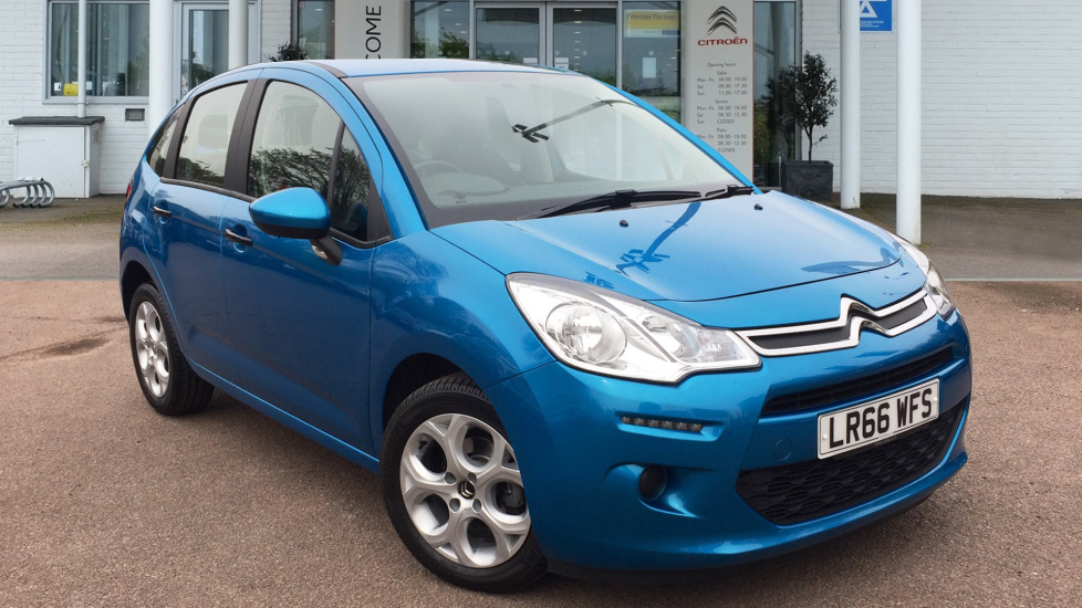 Used Citroen C3 Hatchback 1.2 PureTech Edition 5dr