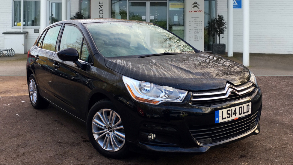 Used Citroen C4 Hatchback 1.6 e-HDi Airdream VTR+ 5dr
