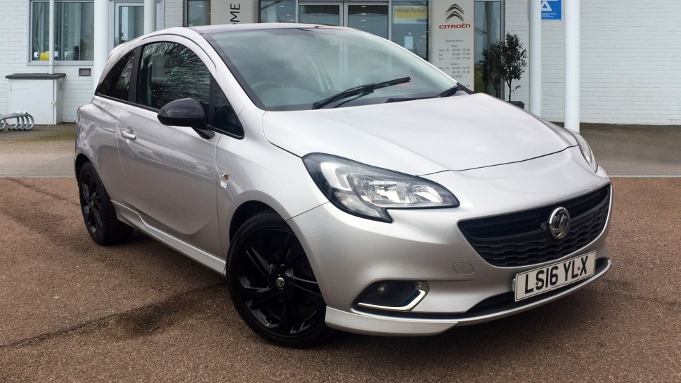 Used Vauxhall CORSA Hatchback 1.4 i ecoFLEX Limited Edition 3dr