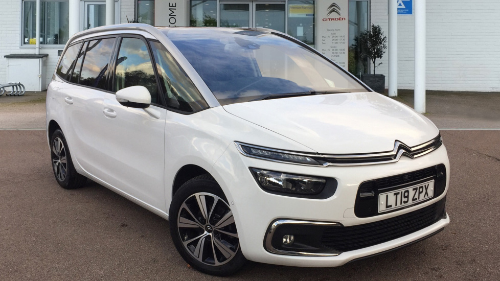 Used Citroen Grand C4 SpaceTourer MPV 1.5 BlueHDi Flair (s/s) 5dr
