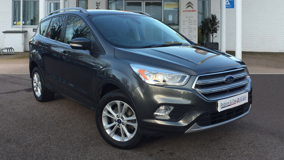 Used Ford Kuga SUV 1.5 TDCi Titanium (s/s) 5dr