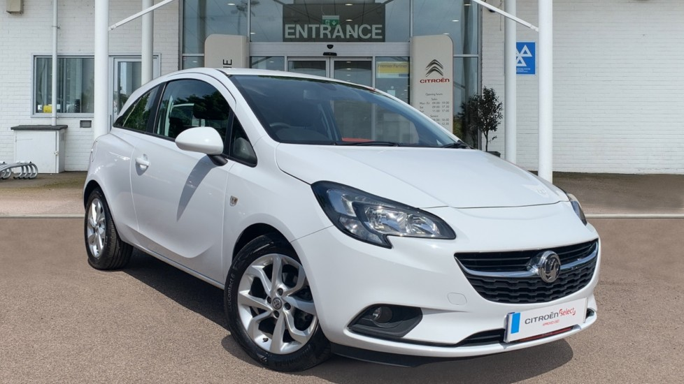 Used Vauxhall Corsa Hatchback 1.4i Energy (s/s) 3dr