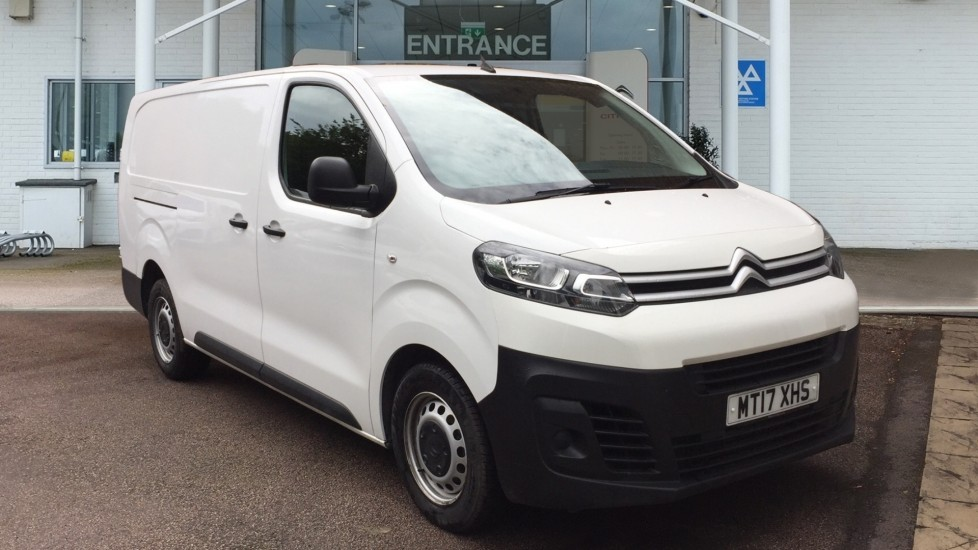 Used Citroen Dispatch Panel Van 2.0 BlueHDi 1400 Enterprise XL LWB EU6 (s/s) 6dr
