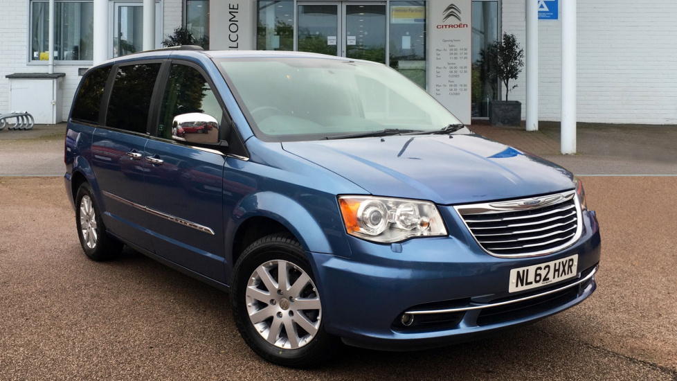 Used Chrysler GRAND VOYAGER MPV 2.8 CRD Limited 5dr