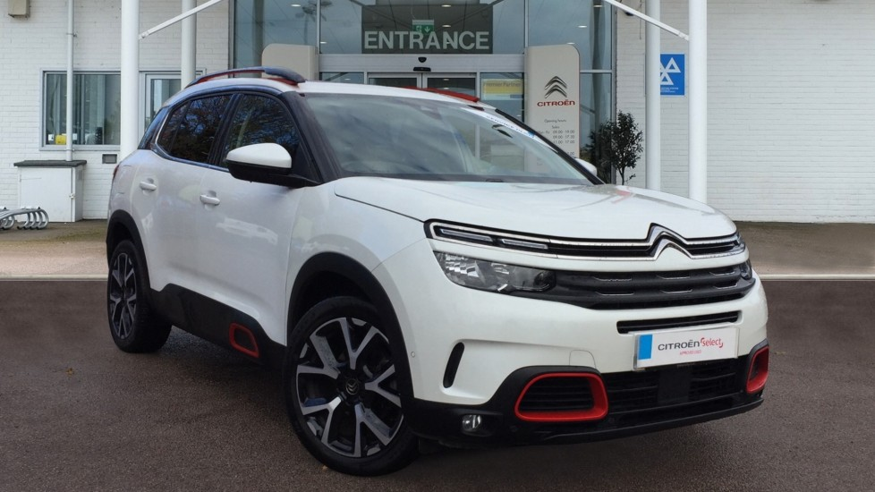 Used Citroen C5 Aircross SUV 2.0 BlueHDi Flair Plus EAT8 (s/s) 5dr