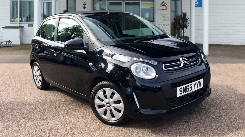 Used Citroen C1 Convertible 1.0 VTi Feel Airscape 5dr