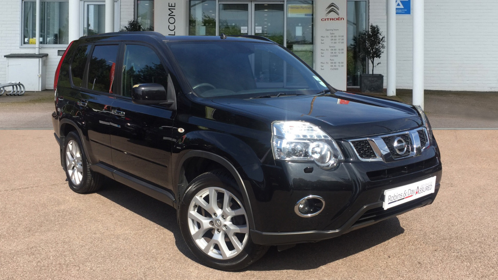 Used Nissan X-TRAIL SUV 2.0 dCi Tekna 5dr