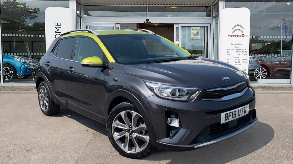 Used Kia Stonic SUV 1.0 T-GDi 4 DCT (s/s) 5dr