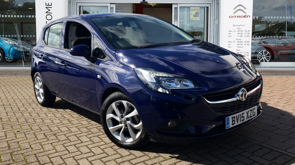 Used Vauxhall Corsa Hatchback 1.2i Excite 5dr