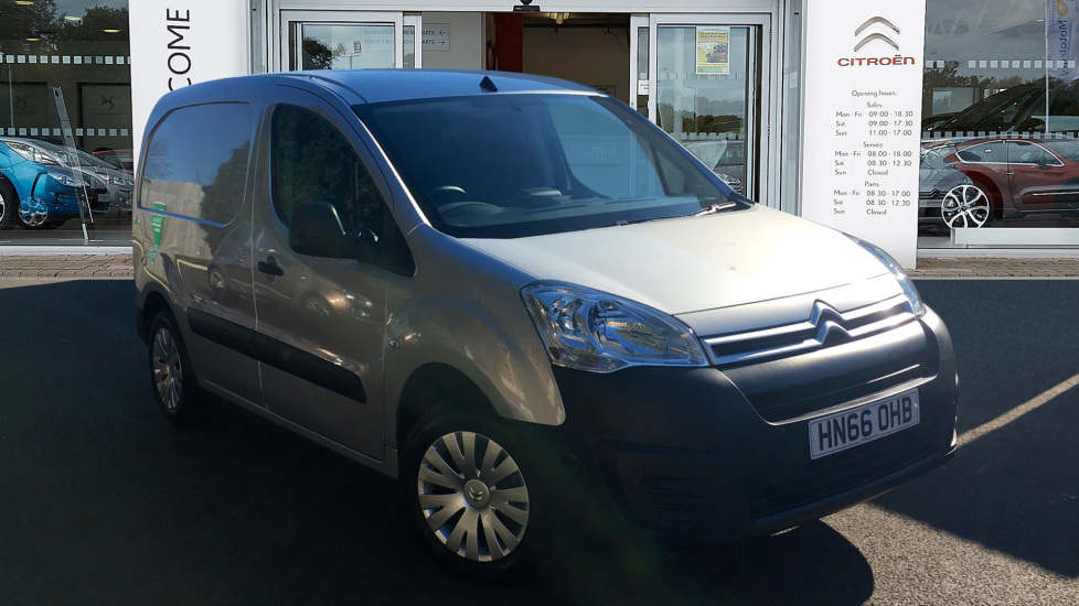 Used Citroen BERLINGO Panel Van 1.6 BlueHDi L1 625 Enterprise Panel Van 5dr (EU6)