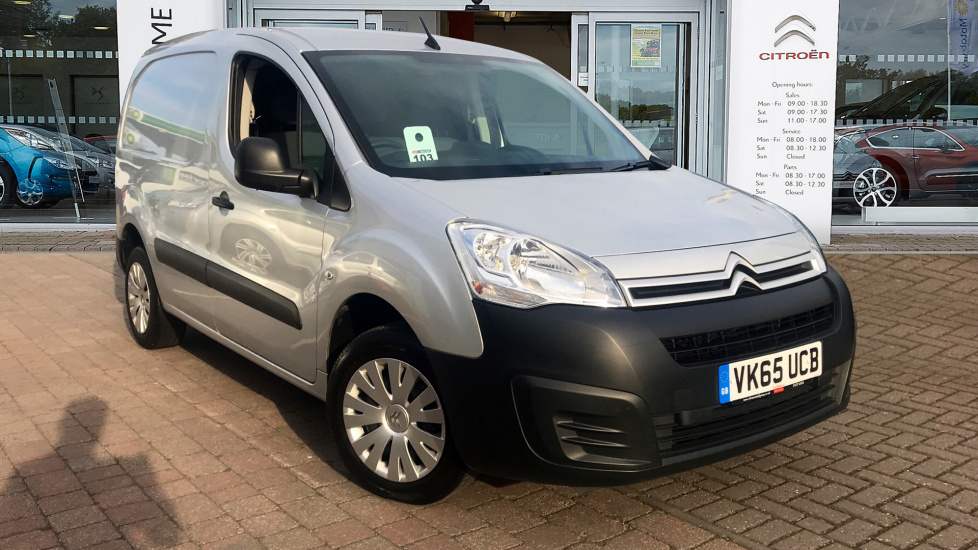 Used Citroen BERLINGO Panel Van 1.6 HDi L1 850 Enterprise Panel Van 5dr