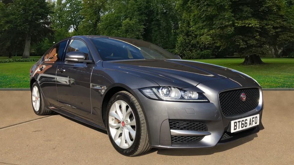 Jaguar XF 2.0d R Sport Auto, Nav, Parking Sensors, Heated Seats, Bluetooth, Cruise Control Diesel Automatic 4 door Saloon (2016) image